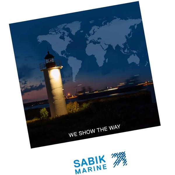 SABIK We Show the Way brochure